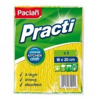 Lavete umede Paclan Practi, set 3 bucati
