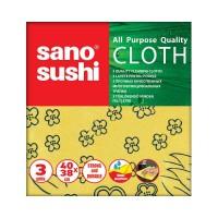 Lavete uscate Sano Sushi Cloth, 3 buc./set