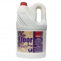 Detergent pentru pardoseli Sano Floor Fresh, 4 L