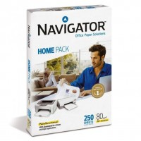 Hartie Navigator Universal A4, 80g/mp, 250 coli/top