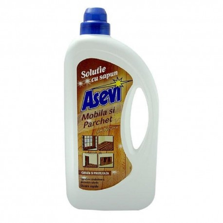 Detergent pentru parchet Asevi 950ml