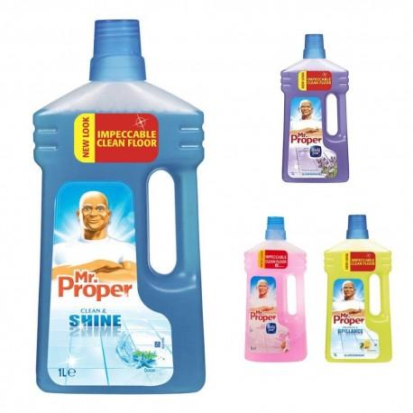 Detergent pentru pardoseli Mr.Proper, 1 L
