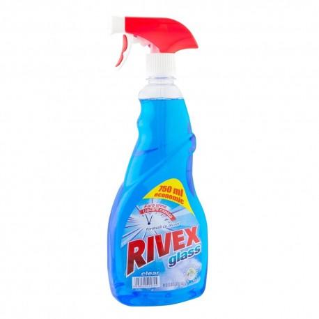 Detergent geamuri Rivex 750 ml