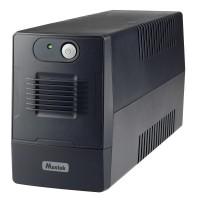UPS Mustek PowerMust 600VA/360W, 2xSchuko