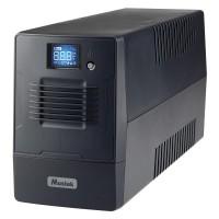 UPS Mustek PowerMust 636 LCD (650VA) Line Interactive, IEC