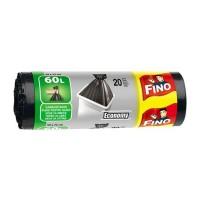Saci menajeri Fino 60 L, 20 buc./rola