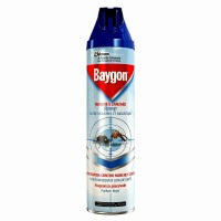Spray Baygon pentru muste si tantari, 400 ml