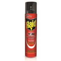 Spray Raid anti gandaci si furnici, 400 ml