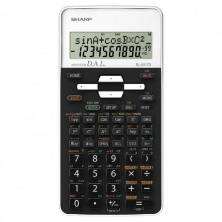 Calculator stiintific 272 functii Sharp EL-531XHBGR