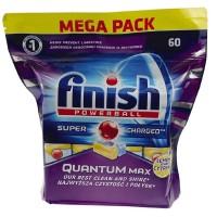 Detergent vase 60 tablete Finish Quantum Max
