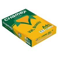 Hartie Chamex A4, 75g/mp, 500 coli/top