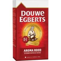 Cafea macinata Douwe Egberts Aroma Rood, 250g