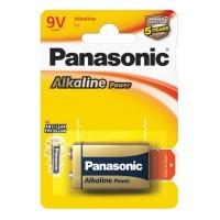 Baterie alcalina 9V, Panasonic