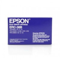 RIBON EPSON ERC-38 Black (ERC38B / S015244)