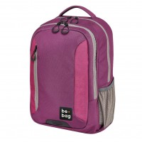 Rucsac Herlitz be.bag be.adventurer violet + cadou stilou Pelikano