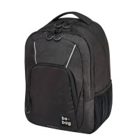 Rucsac Herlitz be.bag be.simple Digital Black + cadou stilou Pelikano