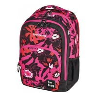 Rucsac Herlitz be.bag be.ready Pink Summer + cadou stilou Pelikano