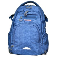 Rucsac ergonomic Herlitz Crash Navy Blue