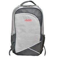Rucsac ergonomic Herlitz Eclipse Shades of Gray