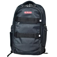 Rucsac ergonomic Herlitz Sticker Gray Checkered