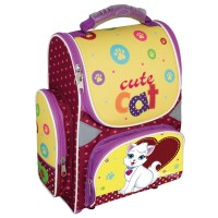 Ghiozdan Cool For School Mini Cute Cat