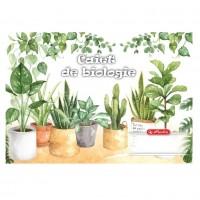 Caiet biologie 24 file Herlitz