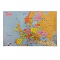 Mapa birou 44 x 68cm Harta Europei, Koh-I-Noor