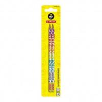 Set 2 creioane Herlitz Smiley Rainbow