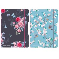 Caiet A5 My.Book Flex Lady Like 40 file, Herlitz