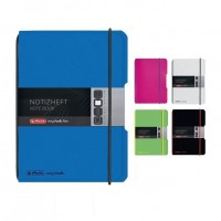 Caiet A6 My.Book Flex 40 file, Herlitz