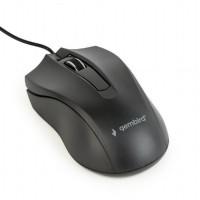 Mouse USB 1000dpi Gembird MUS-3B-001