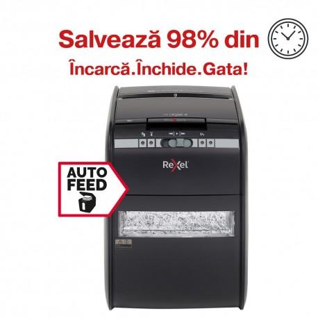 Distrugator automat de documente Rexel Auto+ 90X