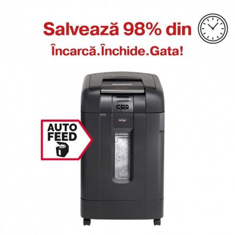 Distrugator automat de documente Rexel Auto+ 600X