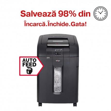 Distrugator automat de documente Rexel Auto+ 600M