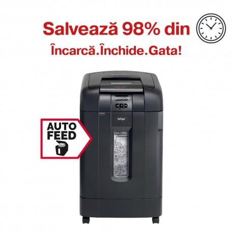 Distrugator automat de documente Rexel Auto+ 750M