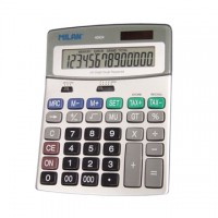 Calculator de birou 14 digiti Milan 924