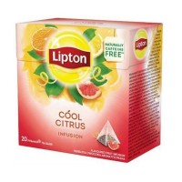 Lipton ceai Cool Citrus 20 plicutele