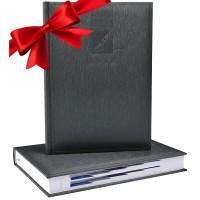 Agenda Vega Exclusive A5 zilnica datata 2020 + cutie cadou
