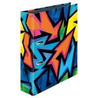 "Biblioraft Herlitz maX.file 8 cm ""Neon Art"""