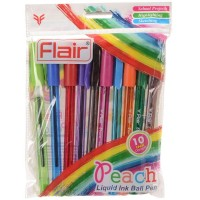 Set pixuri 10 culori Flair Peach