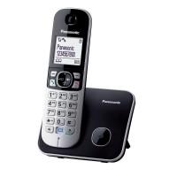 Telefon fara fir Panasonic KX-TG6821FXB cu robot digital