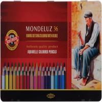 Set 36 piese Aquarell Mondeluz Koh-I-Noor