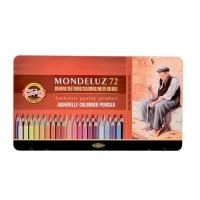 Set 72 piese Aquarell Mondeluz Koh-I-Noor