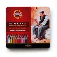 Set 48 piese Aquarell Mondeluz Koh-I-Noor