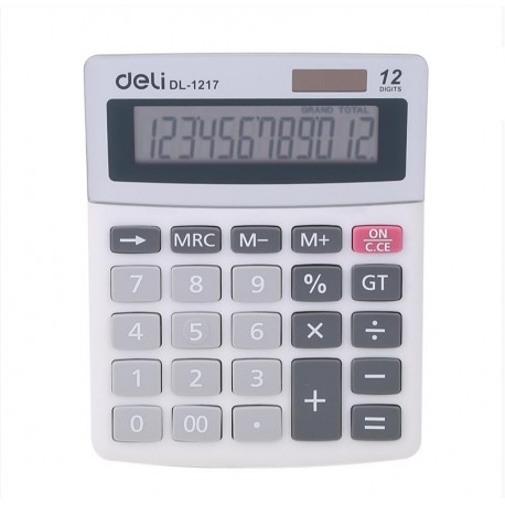 Calculator de birou 12 digiti Deli 1217