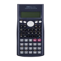 Calculator stiintific 240 functii Deli 1710