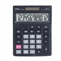 Calculator de birou 12 digiti Deli 1519A