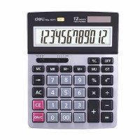 Calculator de birou 12 digiti Deli 1671