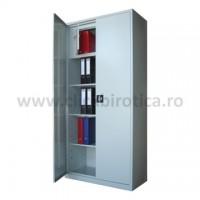 Dulap metalic H1900 cu 3 polite si seif