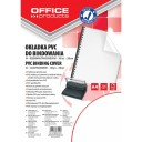 Coperti PVC transparente cristal A4, 200 microni, 100 BUC./TOP, Office Products